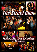 Young & Restless Saturdays @ The Huey (5/11)