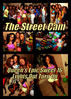 Queen's Epic Sweet 16 Lights Out Turn Up (6/14)
