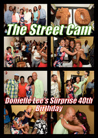 Donielle Lee Surprise 40th Birthday (6/18/16)
