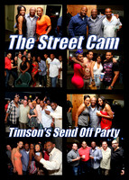 Timson's Send Off Party (9/28)