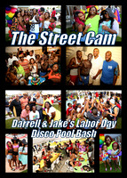 Darrell and Jake's Labor Day Disco Pool Bash (8/31)