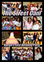 Harlyn's First Birthday Party (11/9)