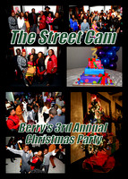 Berry's 3rd Annual Christmas Party (12/21)