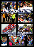 Galleon Music Group Presents: Trunk or Treat NOLA (10/19)