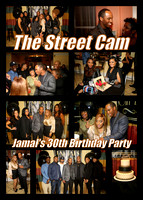 Jamal's 30th Birthday Party (11/19/16)